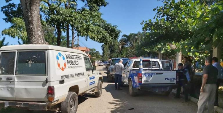 Ejecutan a balazos al guardia de una escuela en La Ceiba