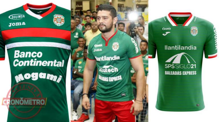 Monstruo con nueva piel; Marathón estrenará uniforme este Clausura 2020