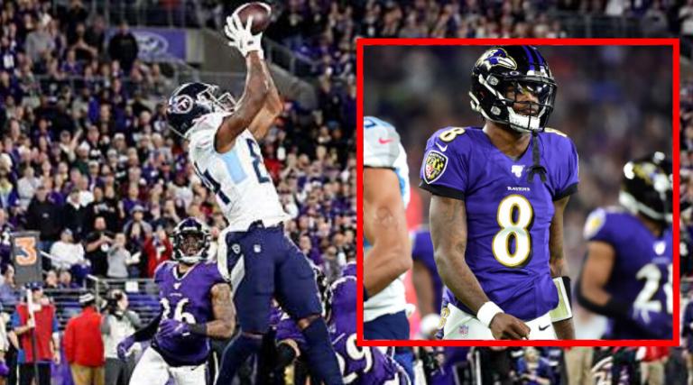 Titans en «ascenso» vencen a los Ravens y van a la final de la Americana