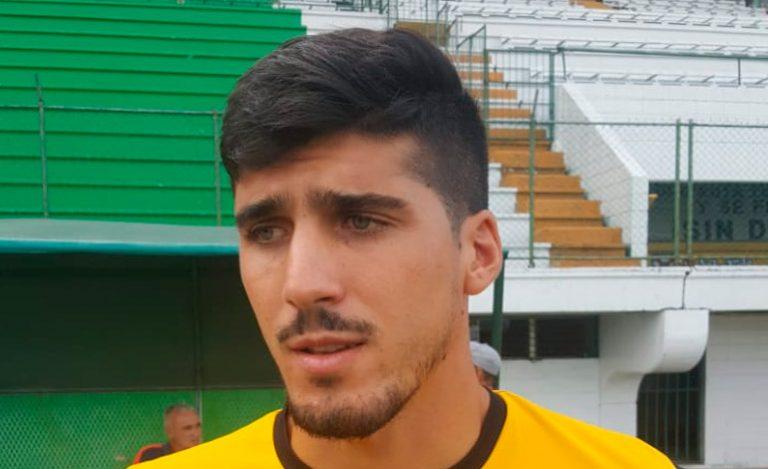 """Bruno Volpi apunta al campeonato: """"Espero poder aportar"""""""