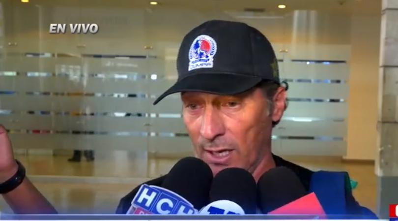 Pedro Troglio revela detalles de ataque al bus del Olimpia en El Salvador