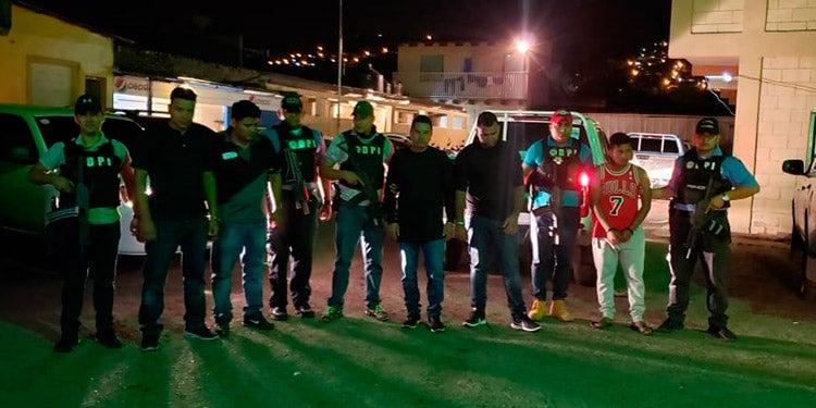 Caen cinco hombres por violación de jovencita en TGU