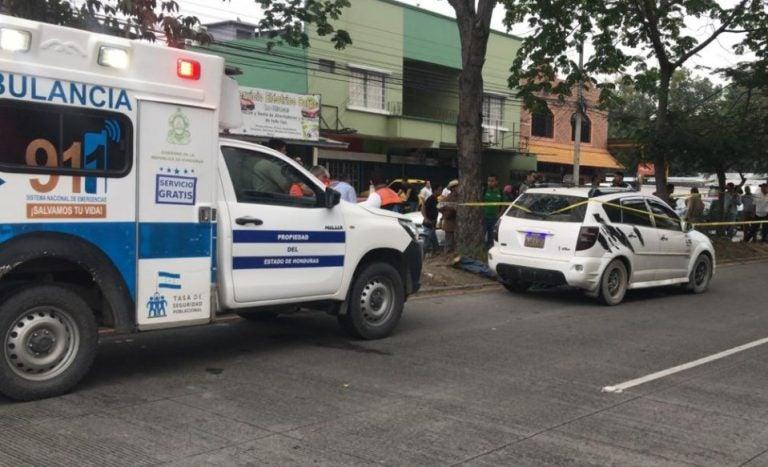 Vendedor de frutas muere atropellado en la avenida Junior de SPS