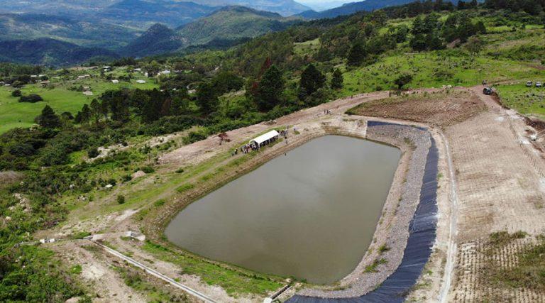 Cosechadoras de agua: utilidad para las sequías en Honduras