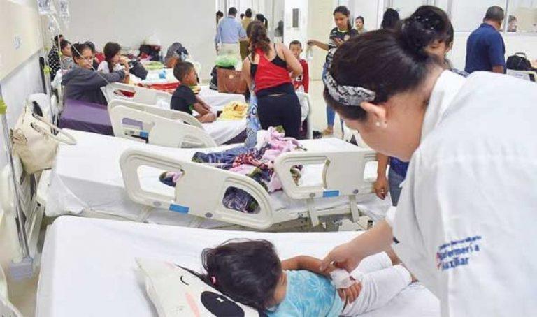 Salud: Honduras podría enfrentar epidemia del dengue más grande que la de 2019