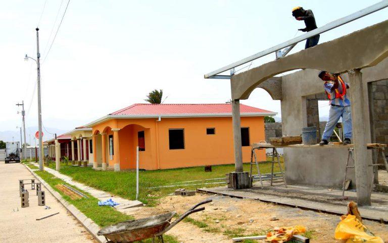 Mediante arrendamiento, hondureños podrán ser dueños de su propia vivienda