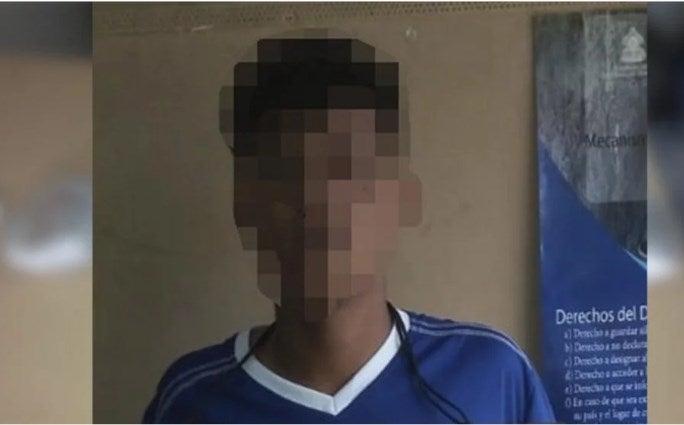 Puerto Cortés: con 14 paquetes de supuesta marihuana detienen a joven