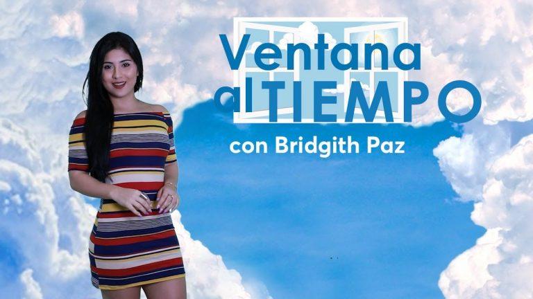 VENTANA AL TIEMPO: temperaturas cálidas en Honduras