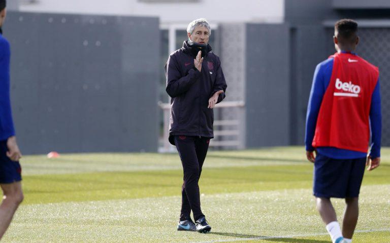 """""""La filosofía de juego del Barcelona"""", lo que espera recuperar Setién"""