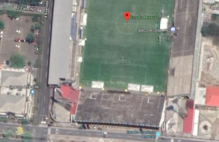 SPS: un hombre muere a machetazos cerca del estadio Morazán