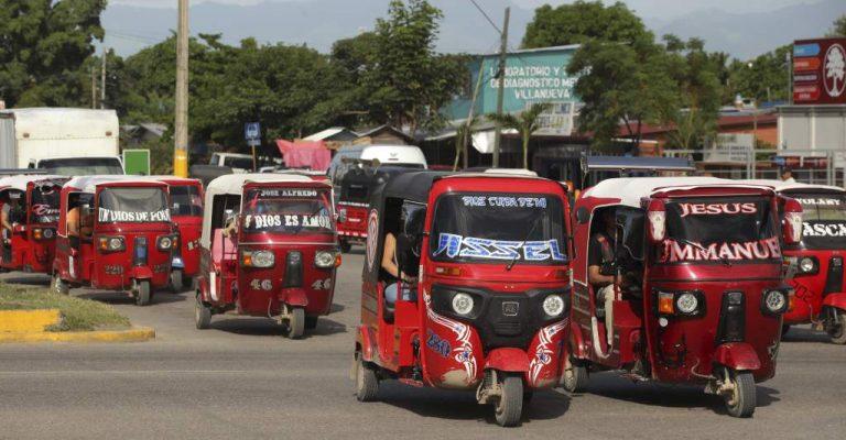 Rubro de mototaxis anuncia paro por pago excesivo de impuestos