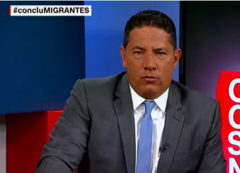 Fernando del Rincón resalta el sufrimiento de los migrantes hondureños
