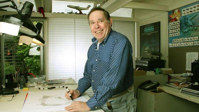 """Muere Syd Mead, diseñador de películas futuristas como """"Blade Runner"""""""