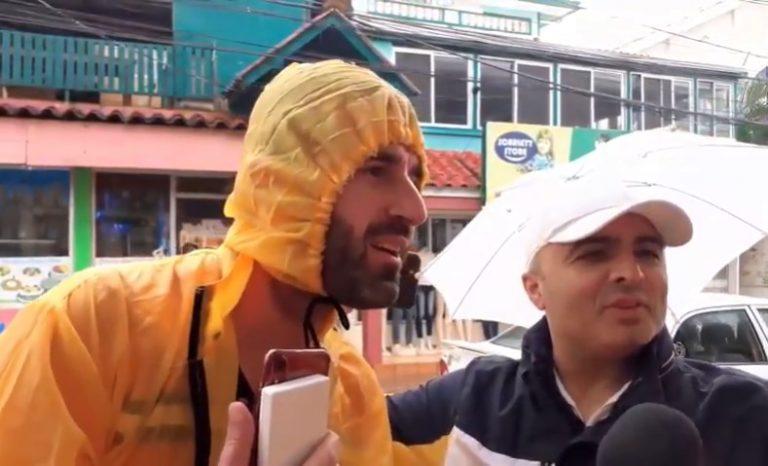 Llegan ciudadanos turcos a Roatán, en Islas de la Bahía
