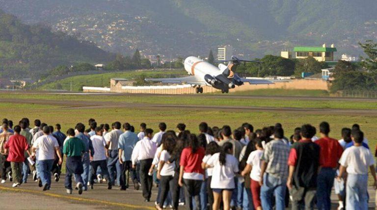 50 días del 2020: asciende a 11,399 cifra de hondureños deportados