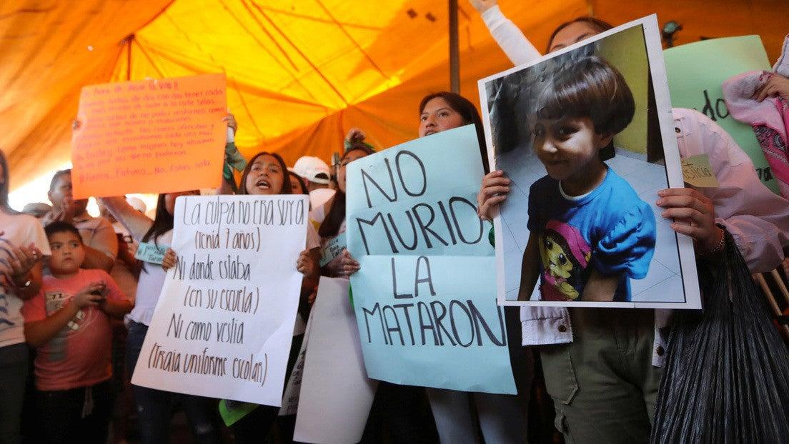 México: caen presuntos femicidas de la niña Fátima