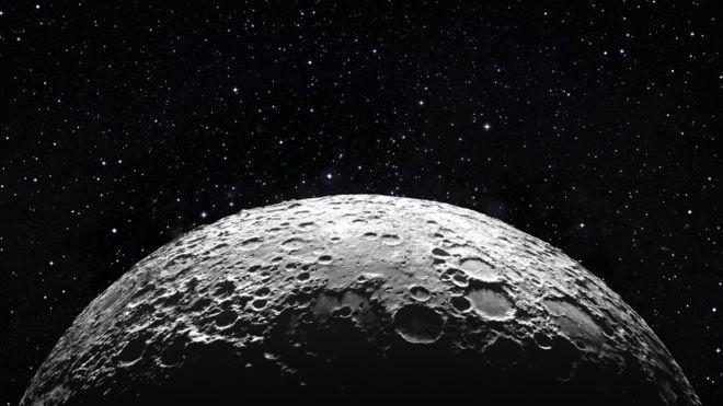 Maravilloso hallazgo de miniluna que lleva orbitando tres años la tierra