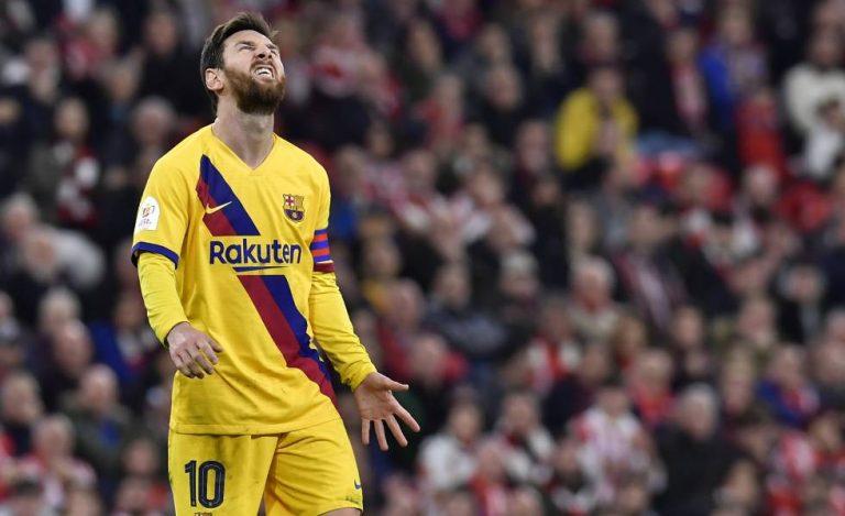 Messi asiste pero su cuota goleadora en últimos nueve juegos preocupa
