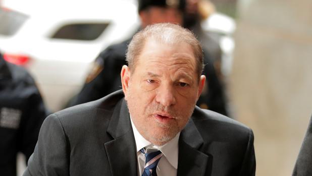 Harvey Weinstein, productor de Hollywood, culpable de agresión sexual