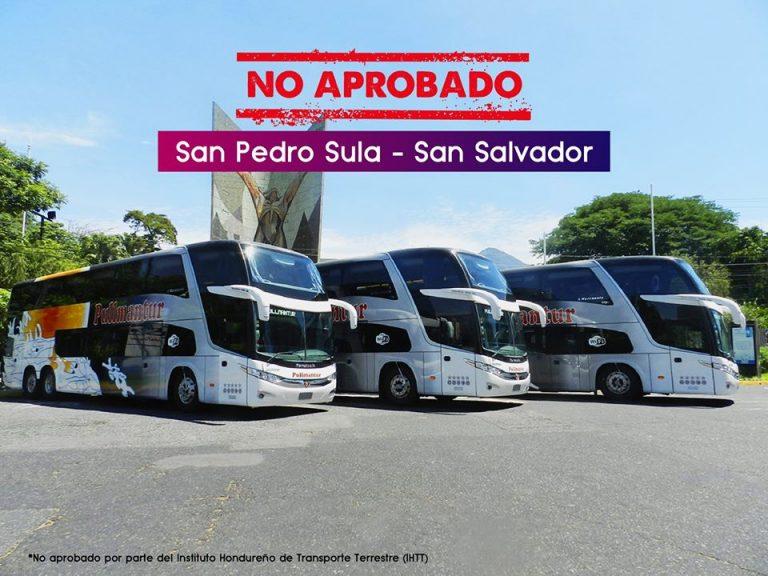 Pullmantur Centroamérica: IHTT no resolvió nuestra solicitud desde 2017