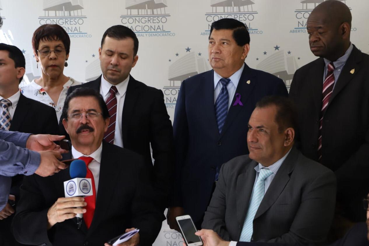 Mel Zelaya: El 90% de las reformas estructurales electorales están hechas