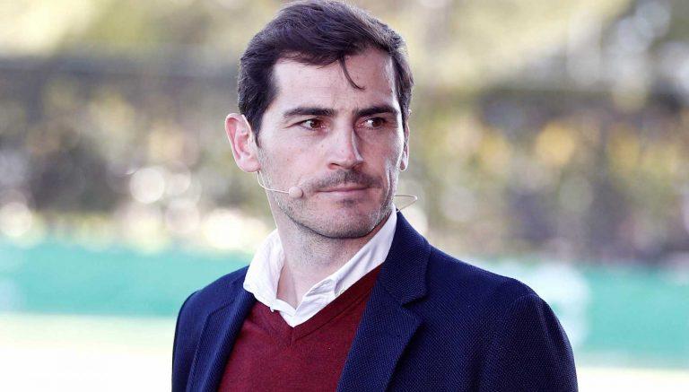 Iker Casillas se postula para presidencia de la Federación Española