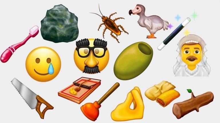 Incluyen 40 nuevos emojis gracias a Emojination