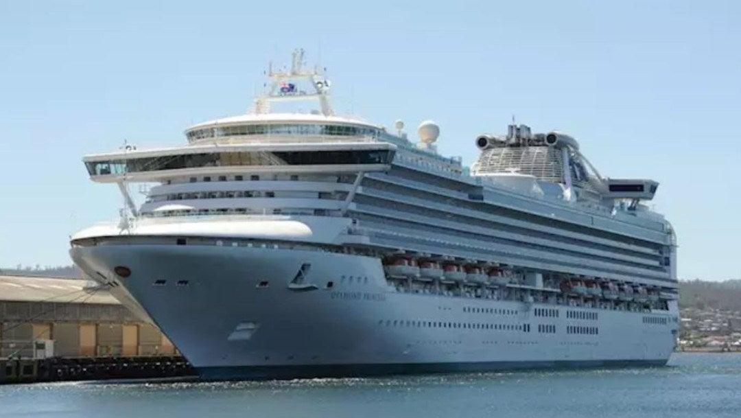 Coronavirus: confirman que hay 130 infectados en crucero