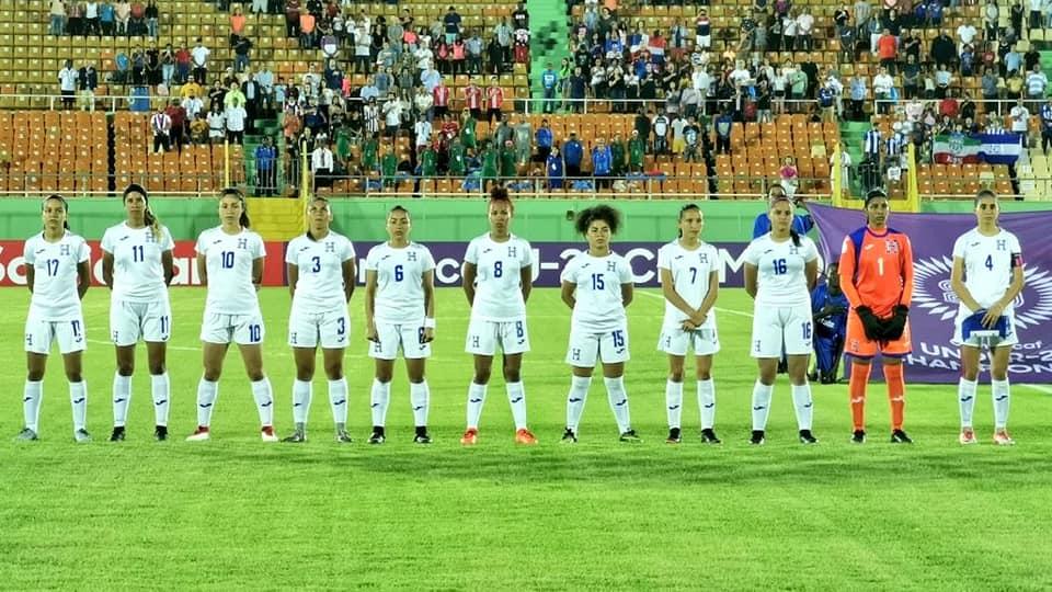 La actuación de Honduras Femenina en el Premundial Sub-20 de Concacaf