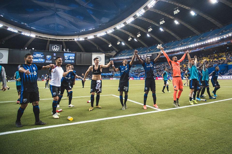 Montreal Impact de Romell Quioto vence al Saprissa y avanza en Concachampions