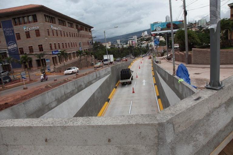 AMDC anuncia cierre de calle en bulevar Juan Pablo Segundo de TGU