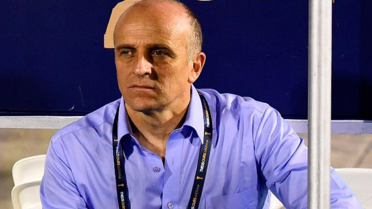 Fabián Coito preocupado por situación de Moya: «El buen nivel lo va perdiendo»