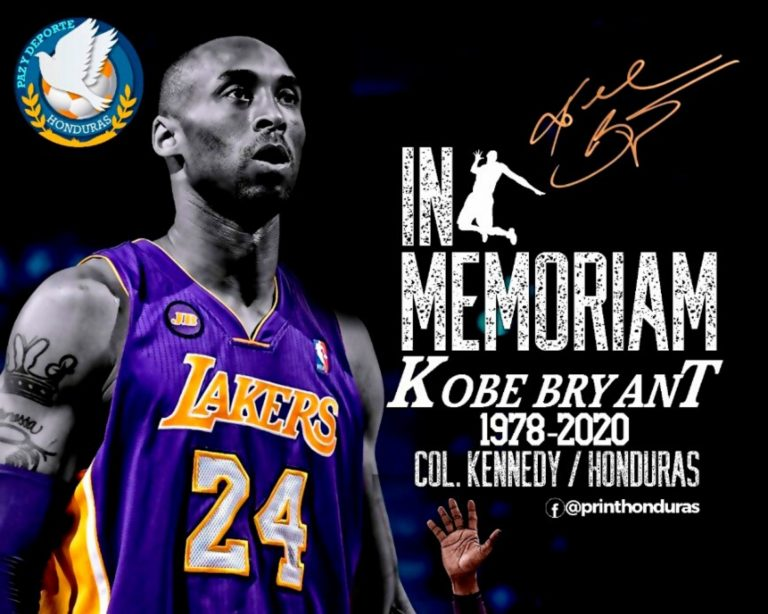 Realizarán torneo relámpago en honor a Kobe Bryant en la Kennedy