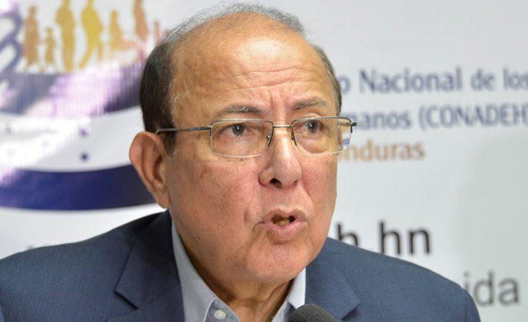 """Roberto Herrera: """"La reelección en el Conadeh no es mi prioridad"""""""