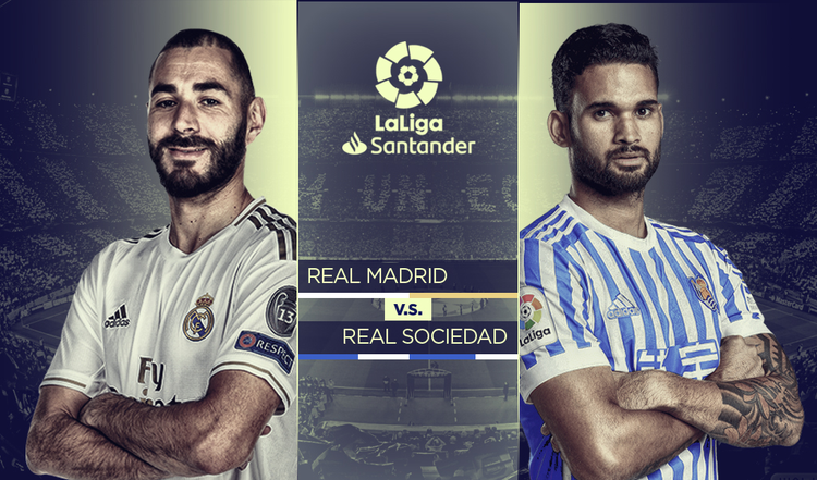 Real Madrid vs Real Sociedad: Prediction, Lineups, Team News, Betting Tips & Match Previews