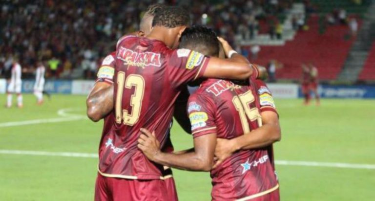 Tolima avanza a tercera ronda de Copa Libertadores; Rojas no vio minutos