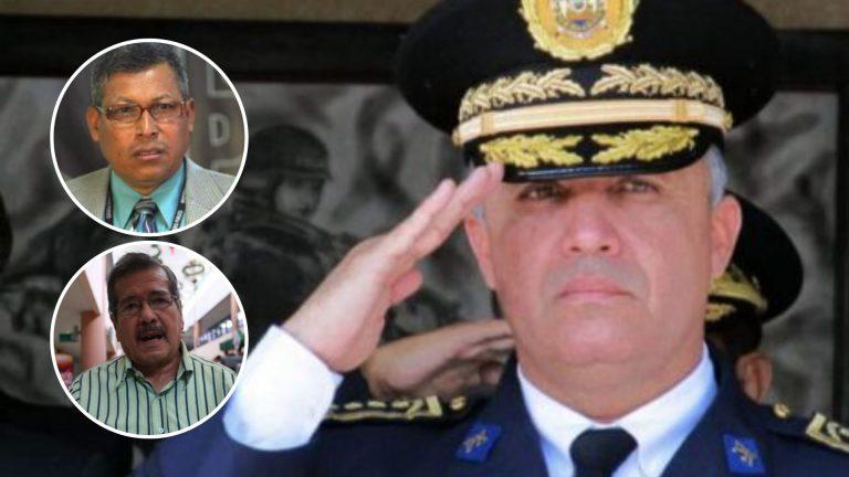 Ramírez del Cid: Sé quiénes mataron a Landaverde y Arístides Gonzáles