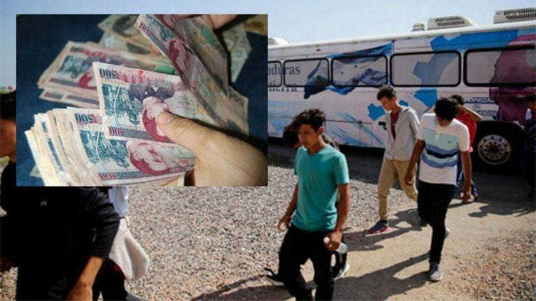 Honduras 2020: aumentan los deportados, pero también las remesas