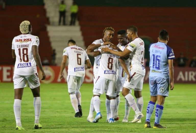 Roger Rojas debutó en la Copa Libertadores con el Tolima