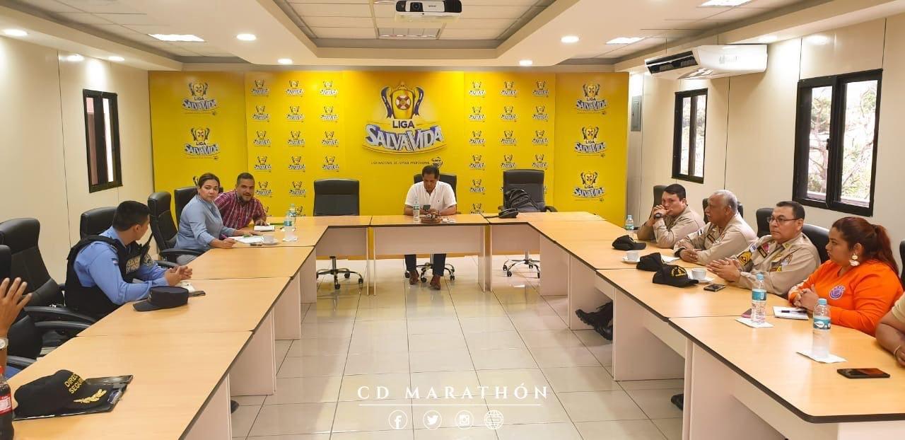Clásico Marathón vs Olimpia dispondrá de 700 agentes para seguridad