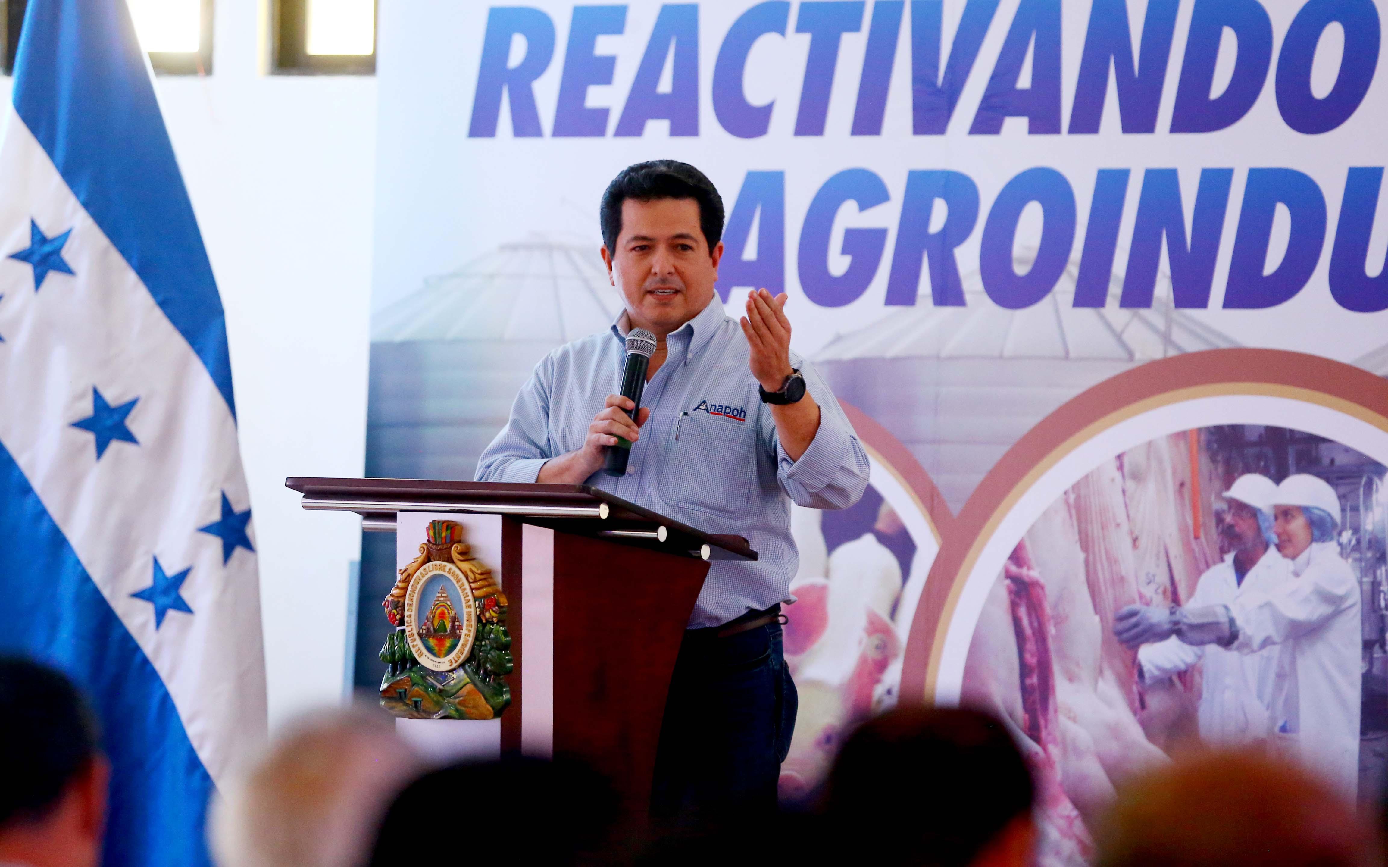 Esperan que iniciativa Agrocrédito 8.7 dinamice el campo y lo vuelva competitivo