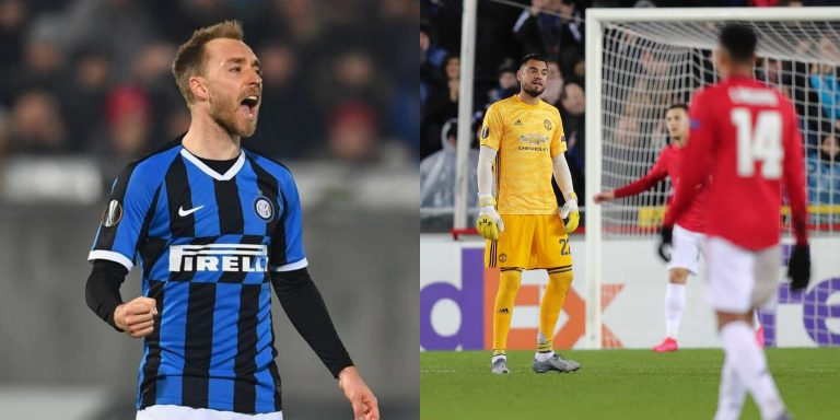 Europa League: Inter gana en Bulgaria y el United empató ante el Brujas