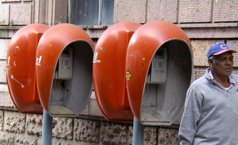 HONDUTEL analiza brindar internet en viejos teléfonos públicos