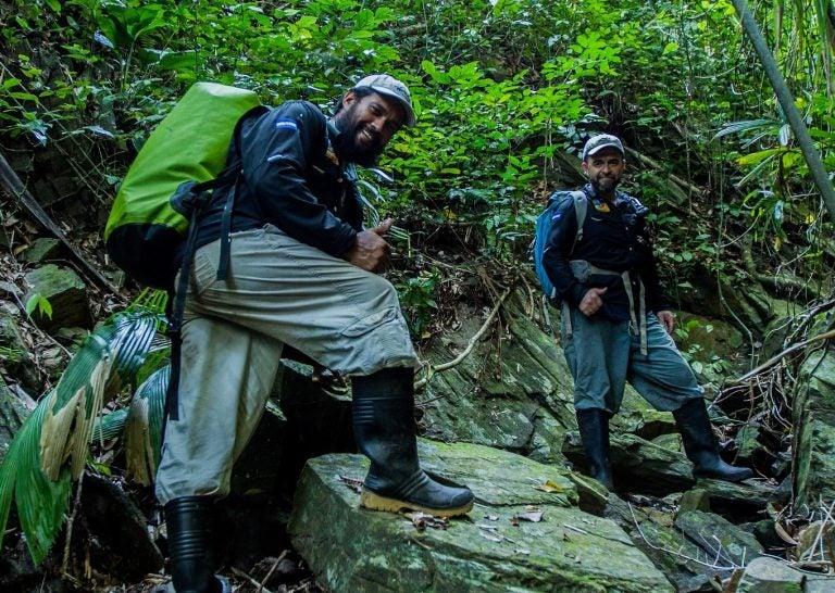 Disney galardona a hondureño como héroe en conservación del Parque Jeannette Kawas