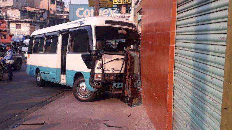 """Gerardo Aguilar: """"Sectores ilegales detrás de ataques contra el transporte"""""""