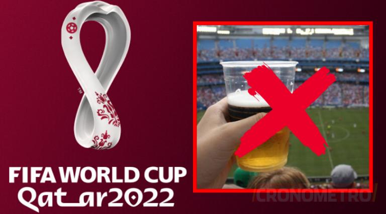 QATAR 2022: El Alcohol estará prohibido en los estadios