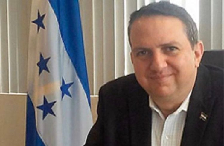 Gerardo Simón será el nuevo embajador de Honduras en México