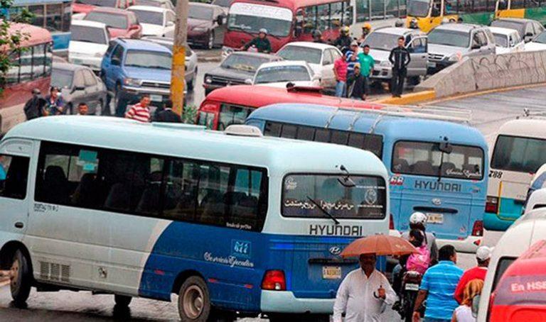 Urge una depuración en sector transporte, aseguran dirigentes