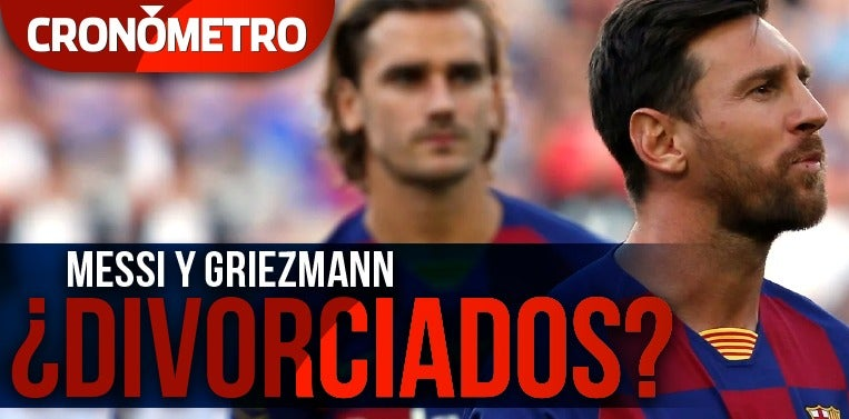 Griezmann provoca celos en Messi por título mundial: France Football