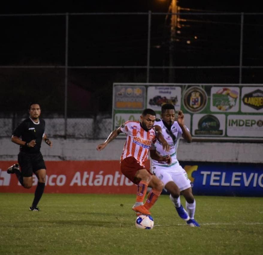 Nueve años después el CD Vida vuelve a ganarle a Platense en Puerto Cortés